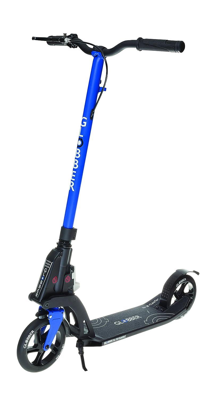 GLOBBER One K 180 mit Handbremse blau