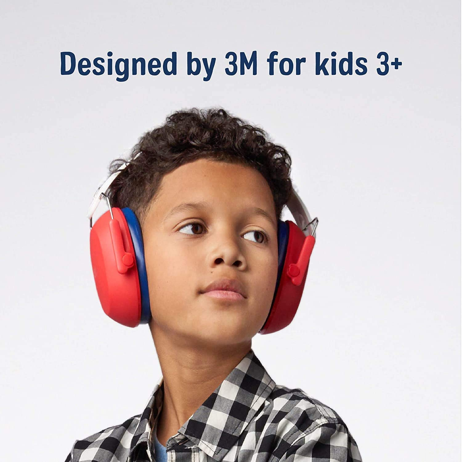 Purple 3M WorkTunes Connect Hearing Protection /& 3M Kids Hearing Protection Plus