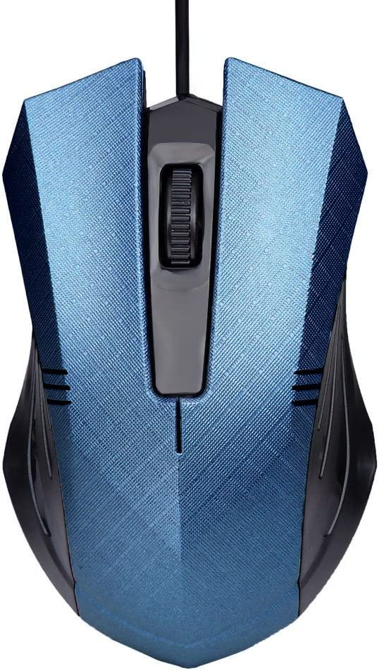 Wired Gaming Mouse, Buedvo Optical USB Wired Professional Gaming ...