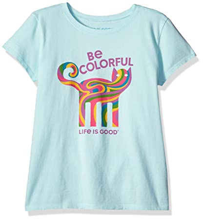Life Is Good Playera Girls Crusher: Amazon.es: Deportes y ...
