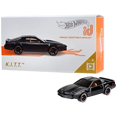 Hot Wheels id Knight Rider K.I.T.T. {Screen Time}: Toys & Games