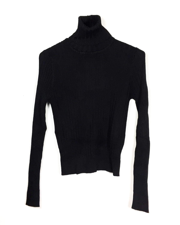 e42807b6eec6 Amazon.com  Zara Women Ribbed Knit Sweater 3471 104  Clothing