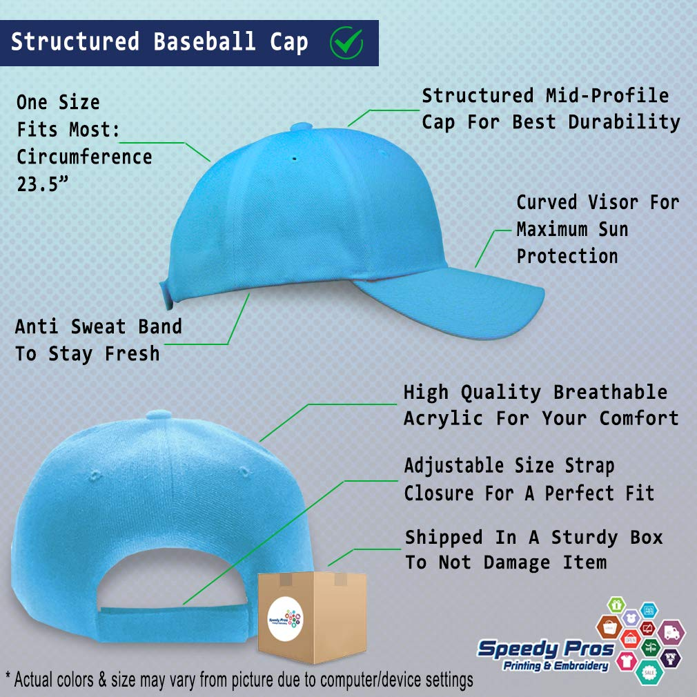 Baseball Cap Cross Silver Embroidery Acrylic Dad Hats for Men /& Women Strap