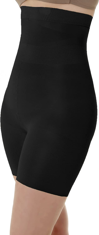 44022 SLEEX hohe Miederhose mit Bein Miederpants mit Bauch-Weg Effekt