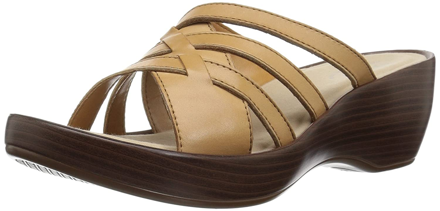 Eastland Women's Poppy US|Wheat Sandal B0727YRXRH 11 M US|Wheat Poppy e6ea5e