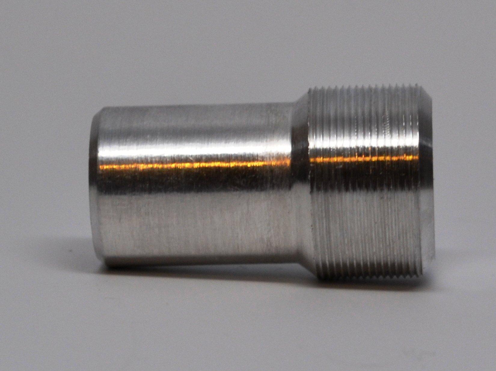 22mm x 0.75 Threading Alignment Tool (TAT) Die Starter for 12ga - Gunsmithing by NTC