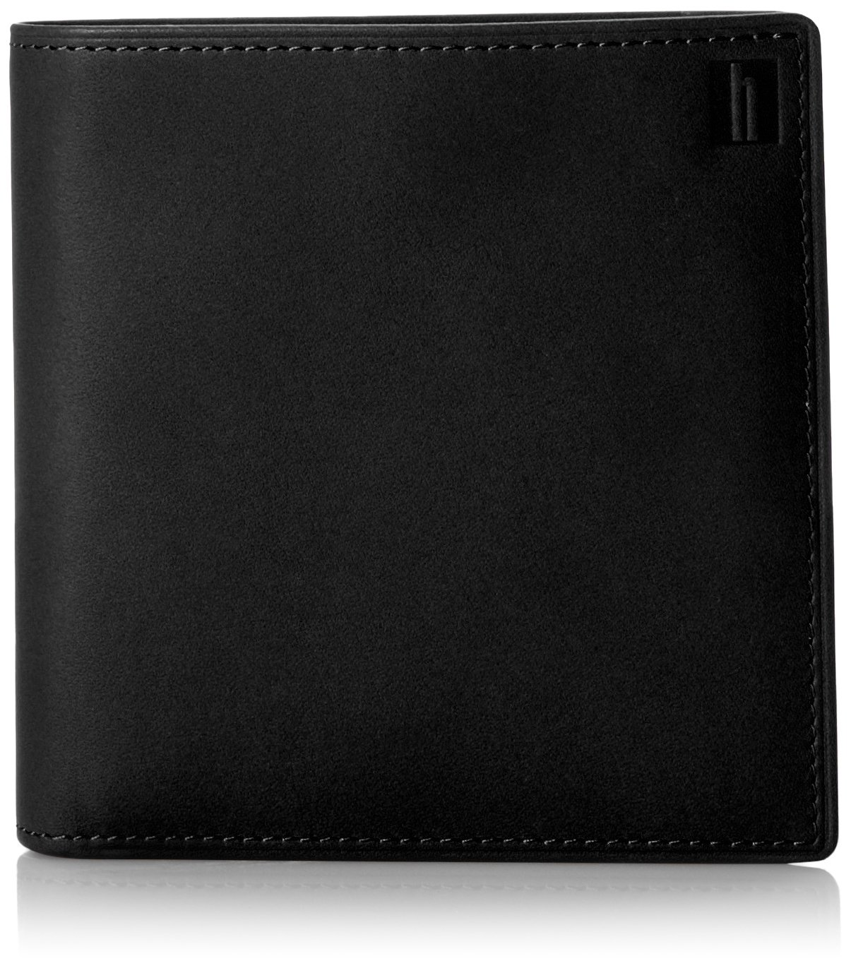 Hartmann Belting Collection Large Wallet with Removable Card Wallet, Heritage Black, One Size