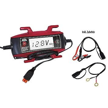 APA 16619 batería Cargador 6 V 12 V 5 A Cargador de carga ...