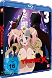 Triage X Vol. 3 [Blu-ray]
