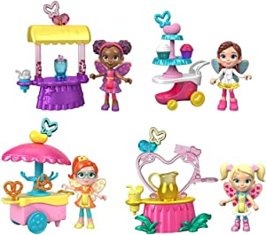 Fisher-Price Nickelodeon Butterbean's Café Fairy Friends Figure Pack