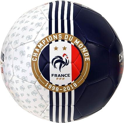 Balón de fútbol FFF de 2 Estrellas – Colección Oficial del Equipo ...