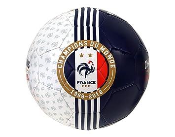 Balón de fútbol FFF de 2 Estrellas - Colección Oficial del Equipo ...