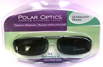69c9bc771a POLAR OPTICS CLIP ON 54 REC 4 ULTRALIGHT Frame