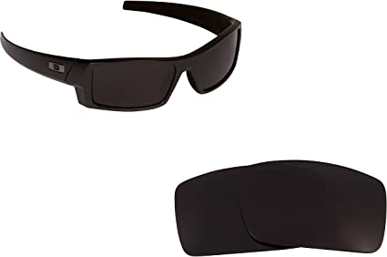 a1d724c54c Gascan S Replacement Lenses Advanced Black by SEEK fits OAKLEY Sunglasses  at Amazon Men s Clothing store