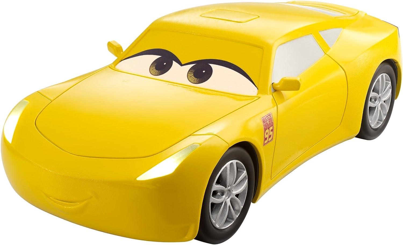 Cars 3- Coche Cruz, con luces y sonidos (Mattel FDD56) , color/modelo surtido