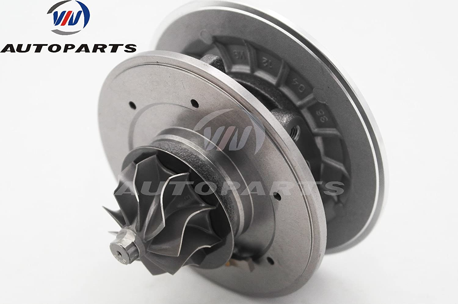 Amazon.com: CHRA 434766-0007 for Turbocharger 454135-0001 for Audi Skoda Volkswagen 2.5L V6 Diesel Engine: Automotive