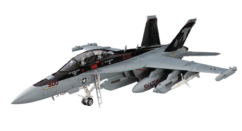 Hasegawa 1/48 EA-18G Growler Review