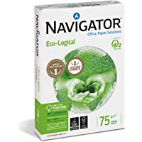 Navigator Eco-Logical - Papel para impresora (A4, 500
