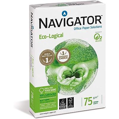 Navigator Eco-Logical - Papel multiusos para impresora - 75 grs 500 folios