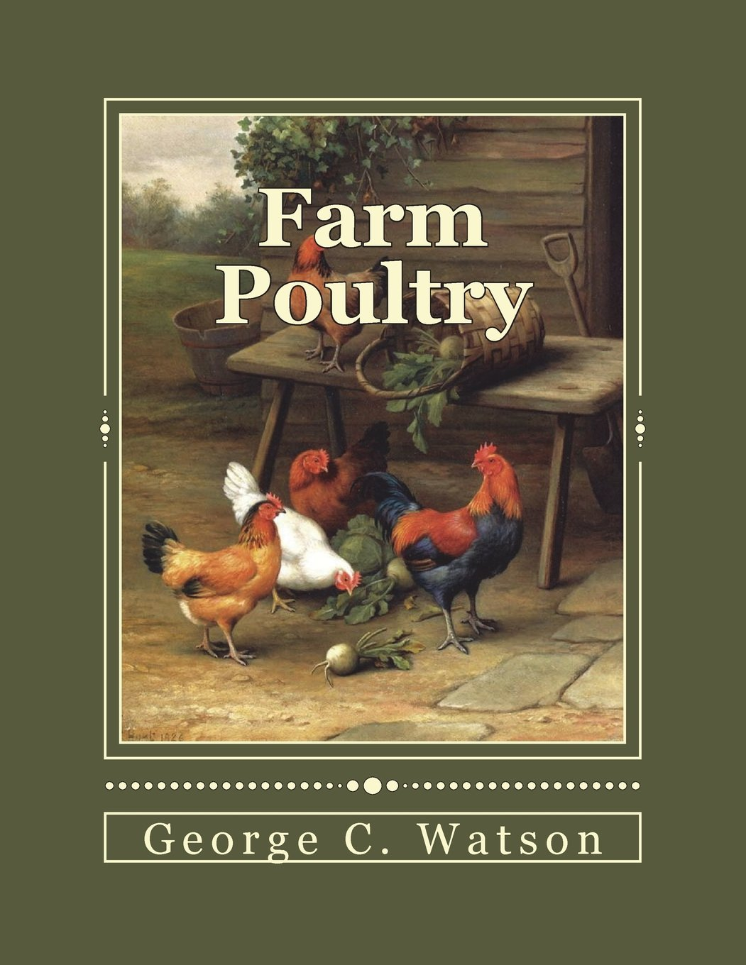 Download Farm Poultry: A Popular Sketch of Domestic Fowls for the Farmer and Amateur pdf