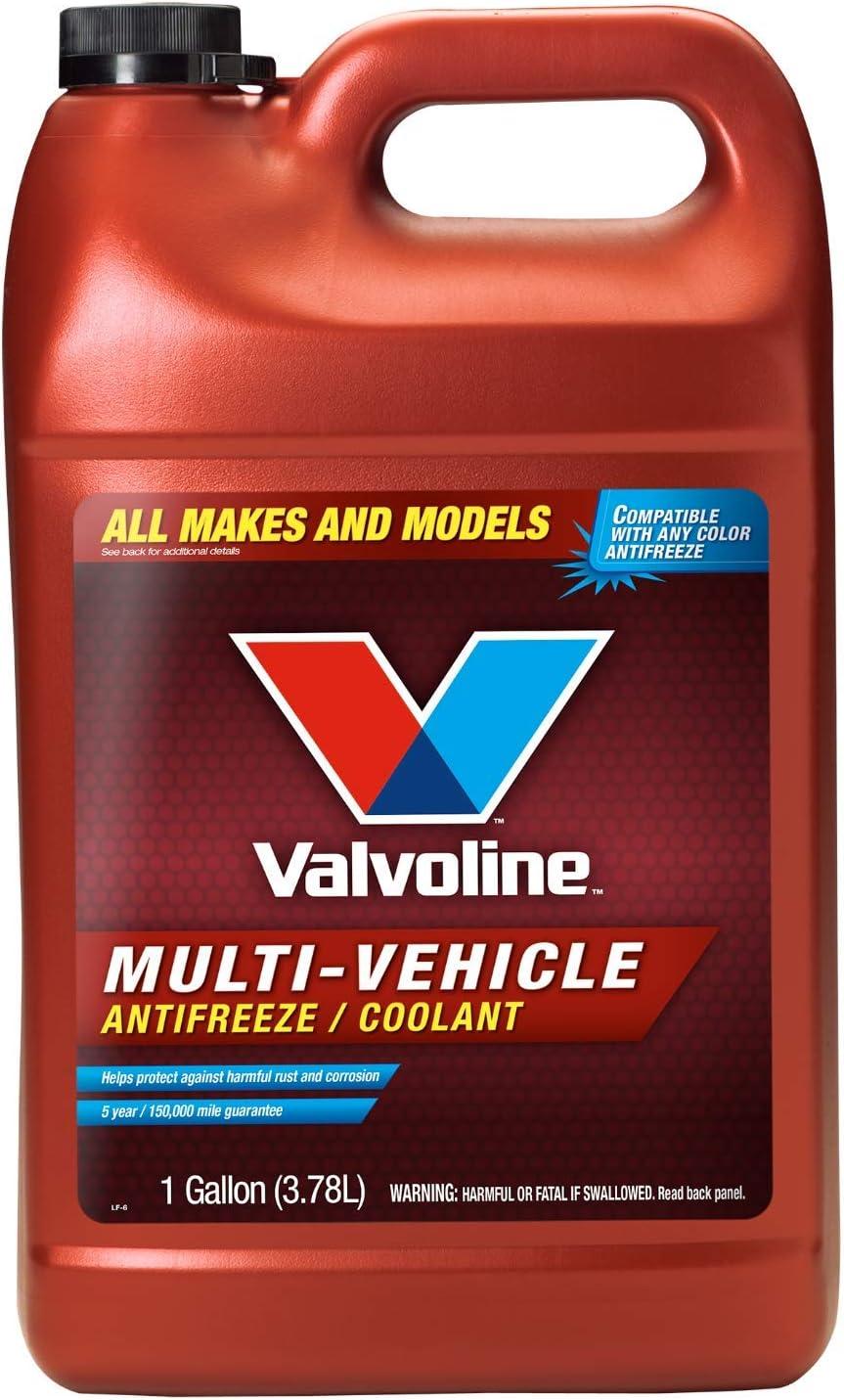MaxLife Valvoline通用防冻/冷却剂