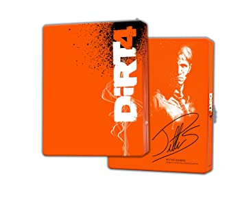 DiRT 4 Steelbook [PS4]