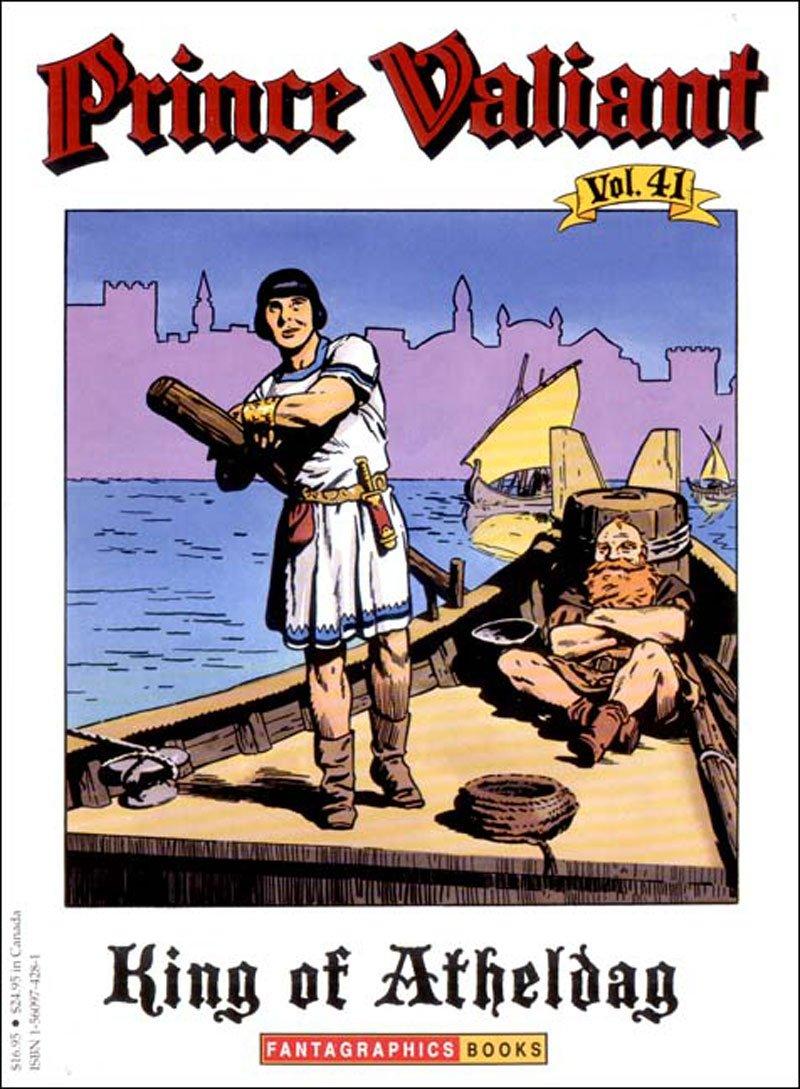Download Prince Valiant Vol. 41: The King of Atheldag pdf epub