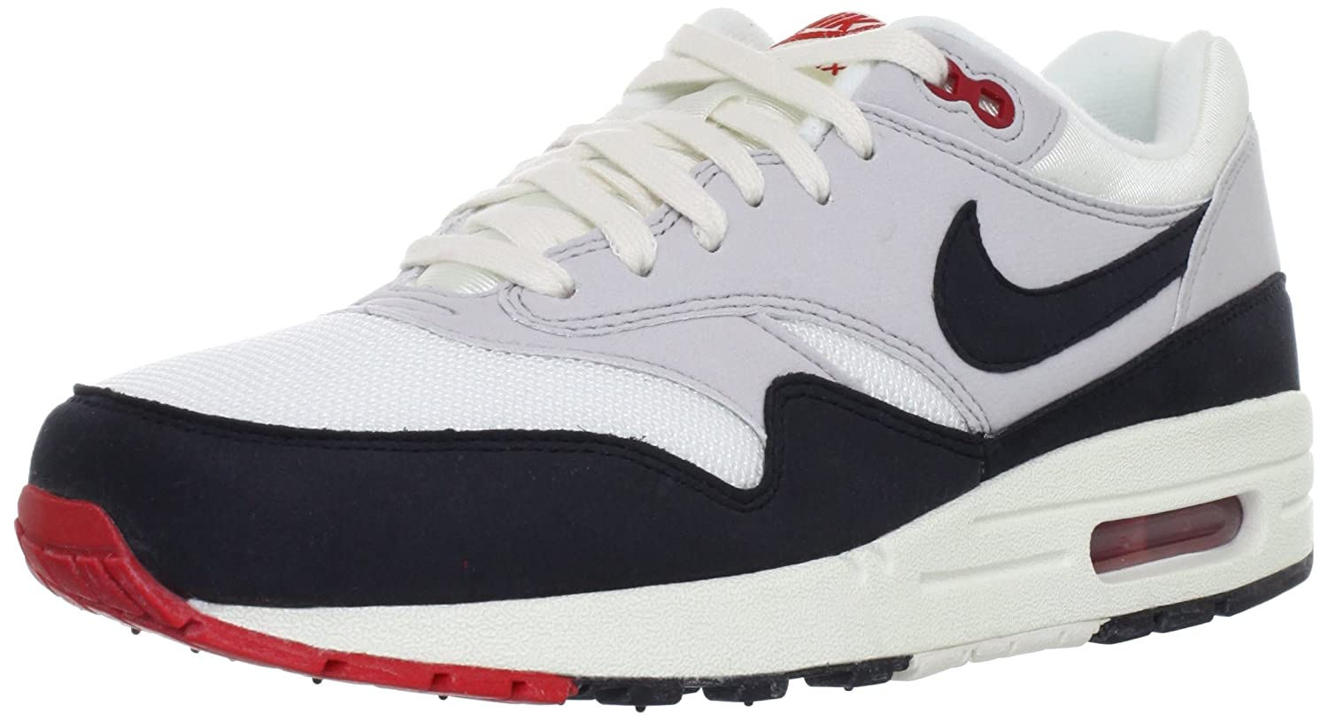 NIKE Mens Air Max 1 OG Suede Running, Cross Trainers
