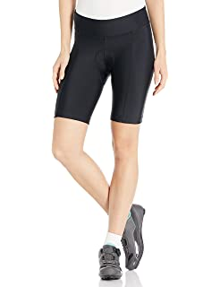 Made in The USA Womens Destination Quest Bike Shorts