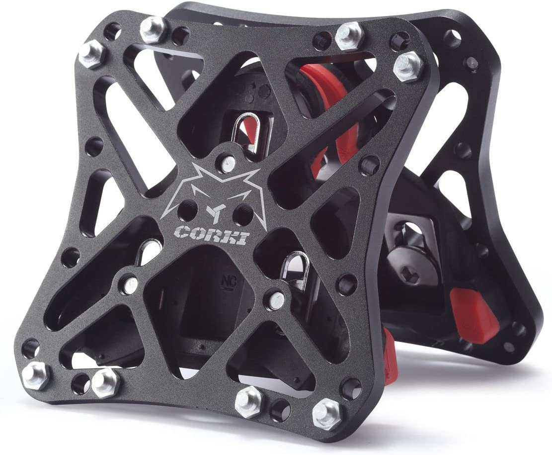 CELT er VTT P/édale pour Shimano XT Spd-m780/Fit Crank Brothers pour Speedplay P/édales SPD Noir 1/Paire