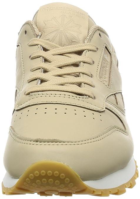 Reebok classic sneakers diamond oatmealchalkgum beige