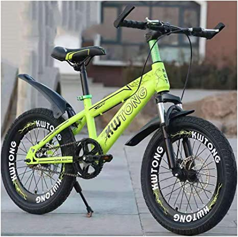 LJXWYQ Los Niños Bicicleta De Montaña De 20 Pulgadas A Través del ...