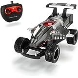 Dickie Toys 201119138 G-Wolf RC-Fahrzeug mit Flipfunktion, ferngesteuertes Auto mit Einer Geschwindigkeit von bis zu 10km/h, 2,4GHz, Grau