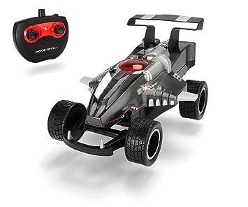 Exost Funkferngesteuertes Auto Rot Spielzeugauto Spielzeug Fahrzeug Stuntauto