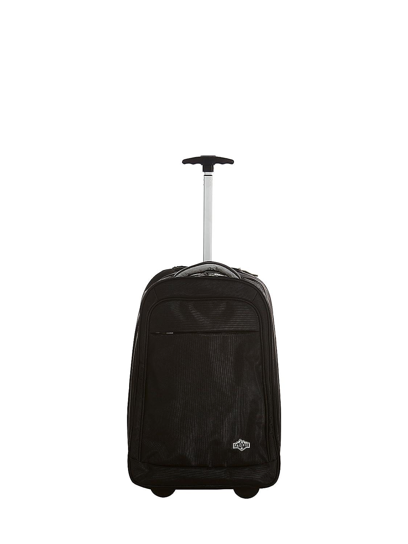 Pacific Beaufort Wheeled Backpack, Ballistic Nylon, Black, Carryon (Model:Beau-WBPK) Fashion Imports - Dropship