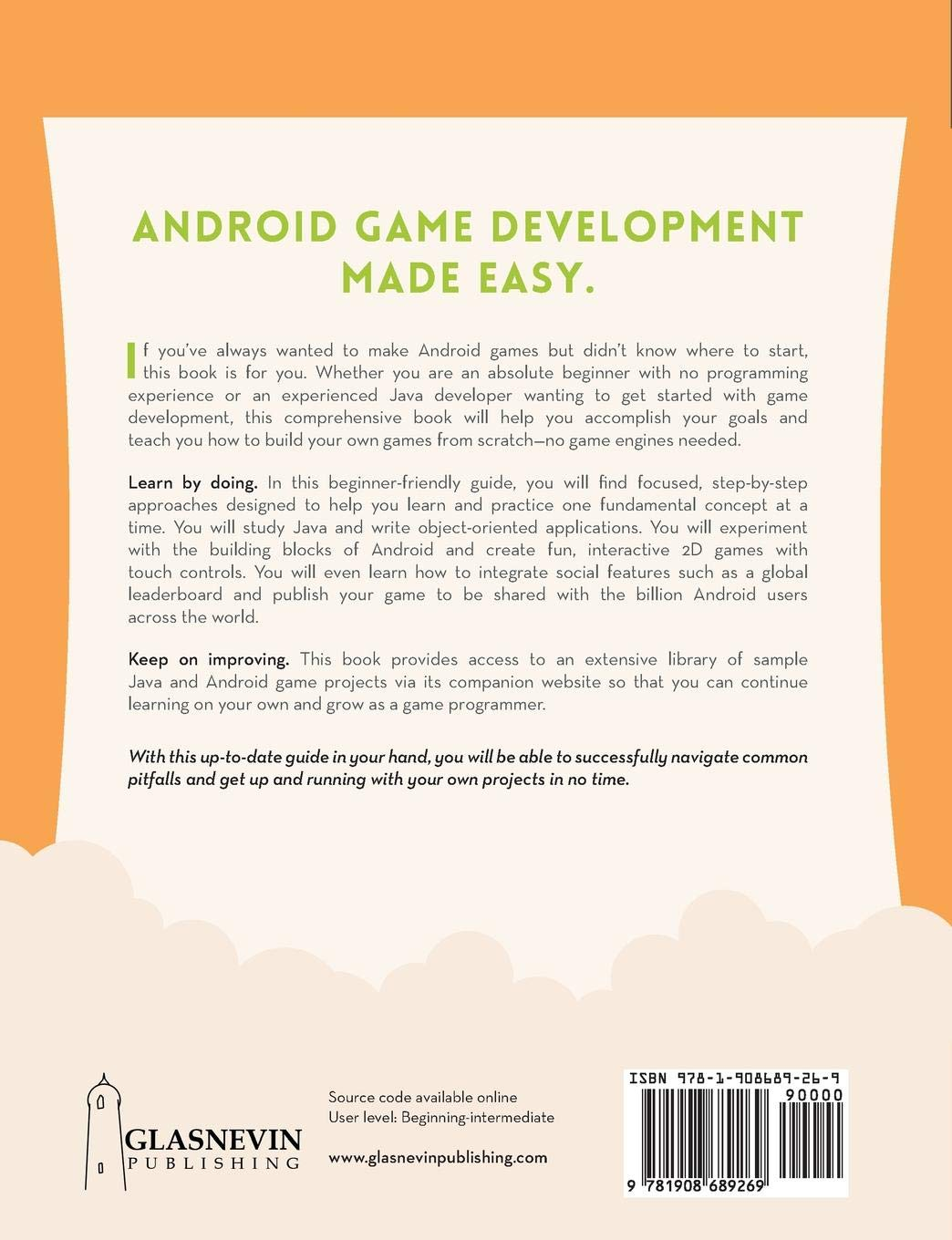 Buy The Beginner's Guide to Android Game Development Book Online at