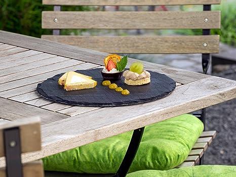 Piatti Cucina In Ardesia : Xl da portata in ardesia tagliere piatto piano di lavoro extra