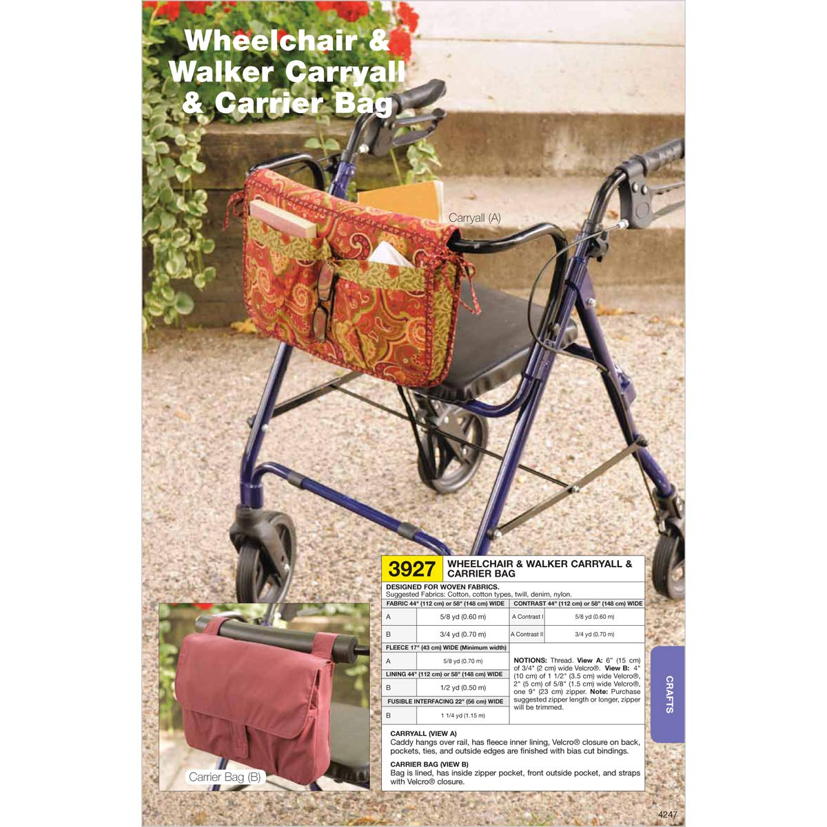 Amazon.com: McCall s Patterns Kwik Sew k3927 silla de ...