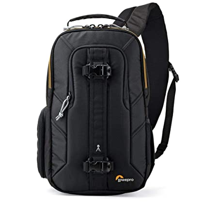 Lowepro Slingshot Edge 150 AW DSLR Camera Bag (Black) Point & Shoot Digital Cameras at amazon