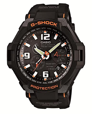 Casio G-shock Sky Cockpit Multiband6 Japanese Model Gw-4000-1ajf