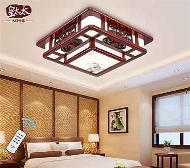 Gut BRIGHTLLT Neue Chinesische Decke Lampen Hellen Wohnzimmer LED Licht Holz  Kunst Restaurant Schlafzimmer Classic Light,