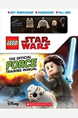 The Official Force Training Manual (LEGO Star Wars) Paperback