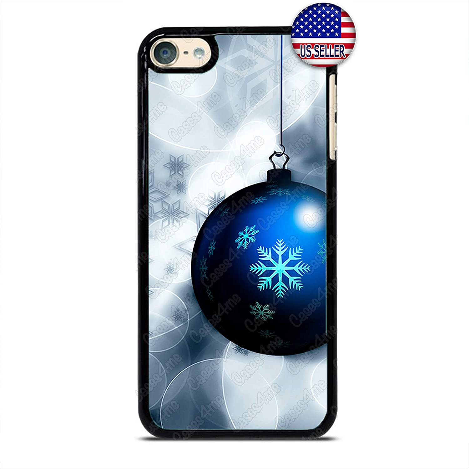 PERSONALIZED CHRISTMAS ORNAMENT-TOUCH CELL PHONE
