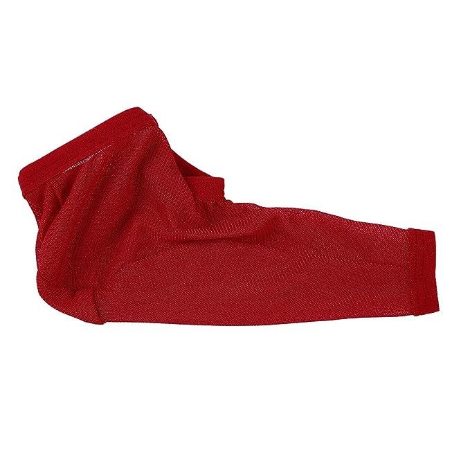 Amazon.com: iiniim Mens Penis Sleeve Thong Mesh Briefs Underwear Transparent Cock Bag Harness Black One Size: Clothing