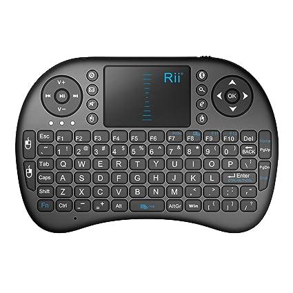 Amazon in: Buy Rii i8 Mini 2 4GHz Wireless Touchpad Keyboard