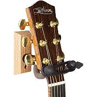 Bajo Colgador De Guitarra El/éctrica Banjo Soporte De Guitarra Ganchos De La Pared para Guitarra Mandolina Ukulele favourall 2PCS Soporte Pared Guitarra Acr/ílico Transparente