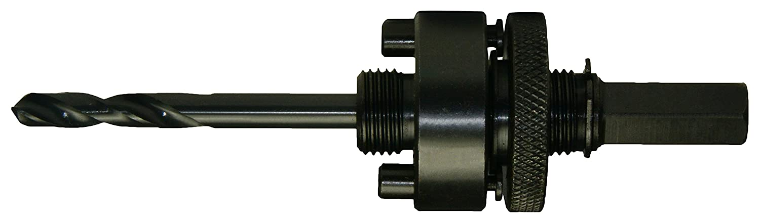 32 mm to 152 mm 1 1//4-6 7//16 11 mm Cle-Line C25121 1884 Mandrel Hex Shank Pinned