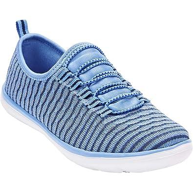 401e97a7603 Comfortview The Ariya Sneaker - French Blue
