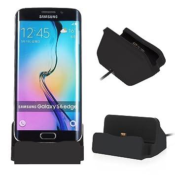 BYD - universal compatible con Micro USB base cargador Dock ...