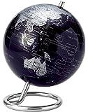 茶谷産業 インテリア地球儀S ネイビー 331-005NV